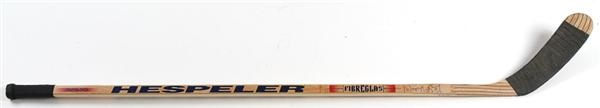 Hockey Equipment - August 2007 Lelands - Gaynor