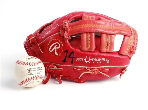 Baseball Equipment - August 2007 Lelands - Gaynor
