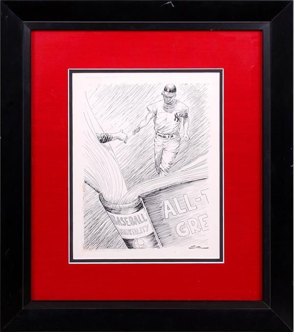Ernie Davis - August 2007 Lelands - Gaynor
