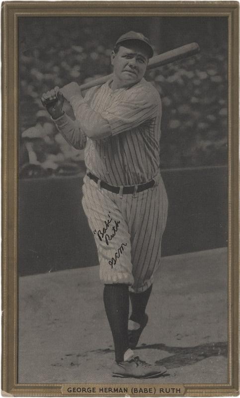 Baseball and Trading Cards - September 2007 Internet