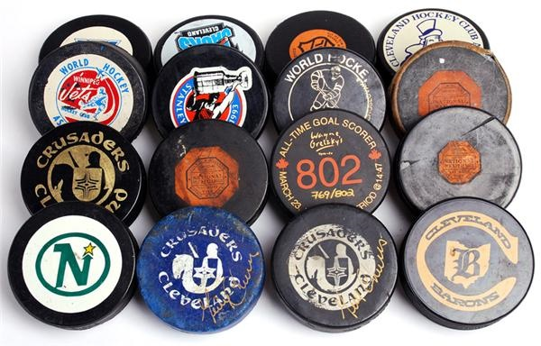 Hockey Memorabilia - September 2007 Internet