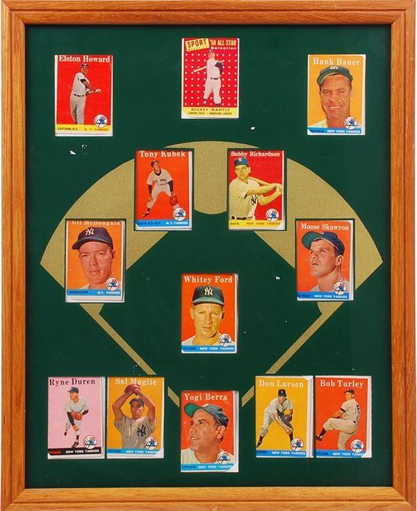 Baseball and Trading Cards - October 2007 Internet