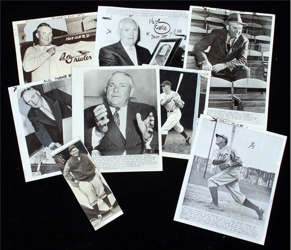 Baseball Photographs - Lots - October 2007 Internet