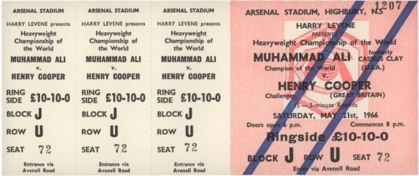 Muhammad Ali & Boxing - October 2007 Internet