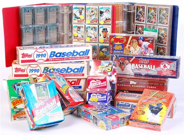 Baseball and Trading Cards - December 2007 Internet Only
