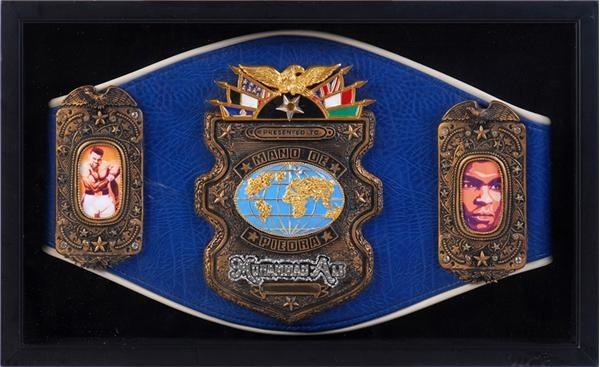 Muhammad Ali & Boxing - December 2007 Internet Only