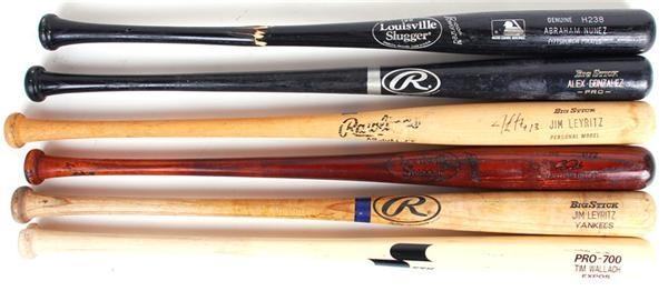 Baseball Equipment - December 2007 Internet Only