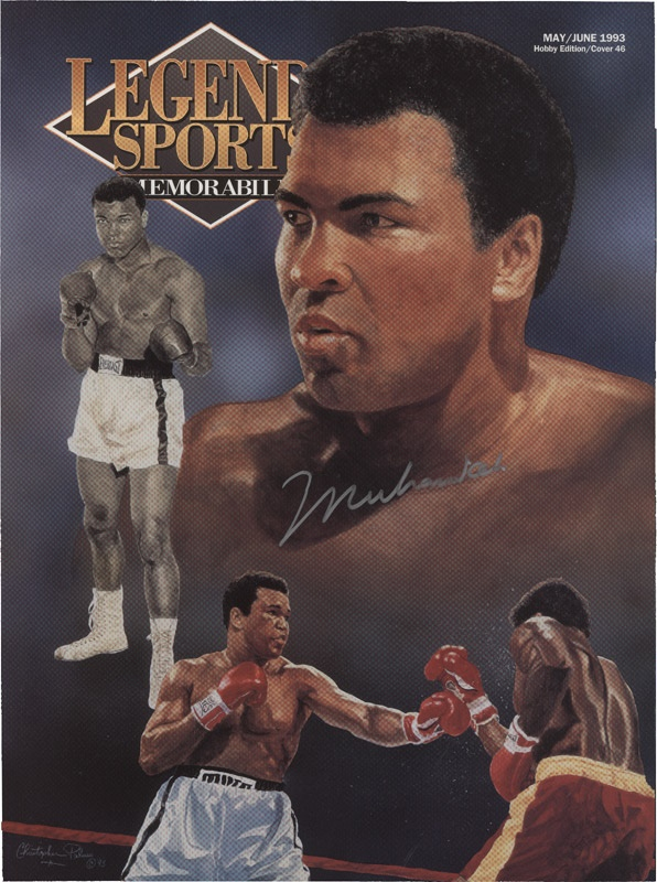 Muhammad Ali & Boxing - December 2007 Internet Only