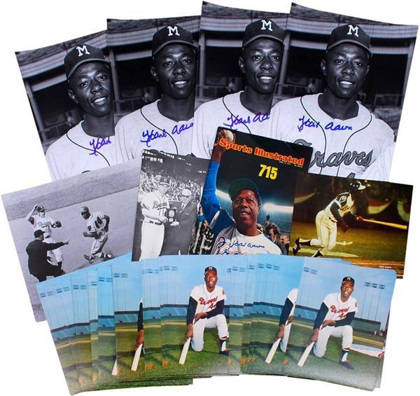 Baseball Autographs - December 2007 Internet Only
