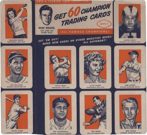 Baseball and Trading Cards - January 2008 Internet