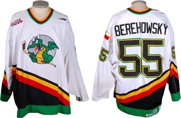 Game Used Hockey - January 2008 Internet