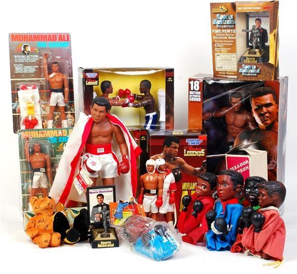 Memorabilia Boxing - January 2008 Internet