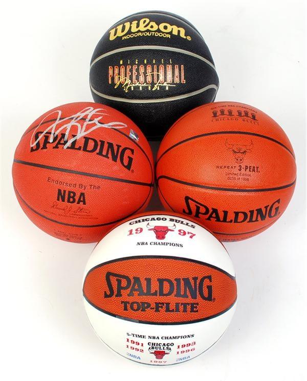 Memorabilia-Basketball - January 2008 Internet
