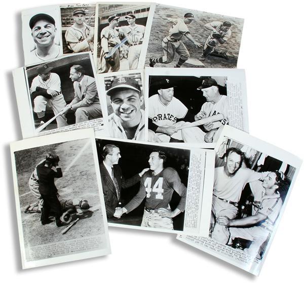 Baseball Photographs - Lots - January 2008 Internet