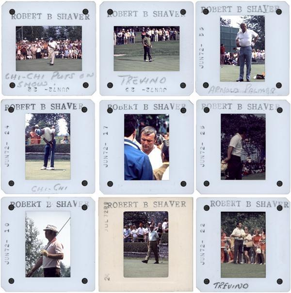 Memorabilia Golf - February 2008 Internet