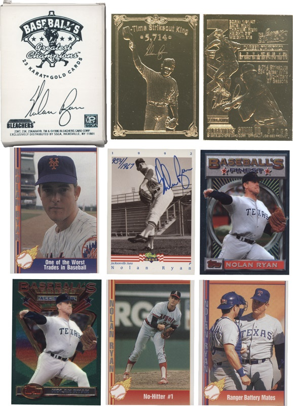 Baseball and Trading Cards - February 2008 Internet