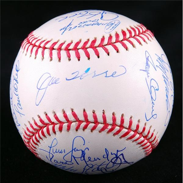 Baseball Autographs - February 2008 Internet