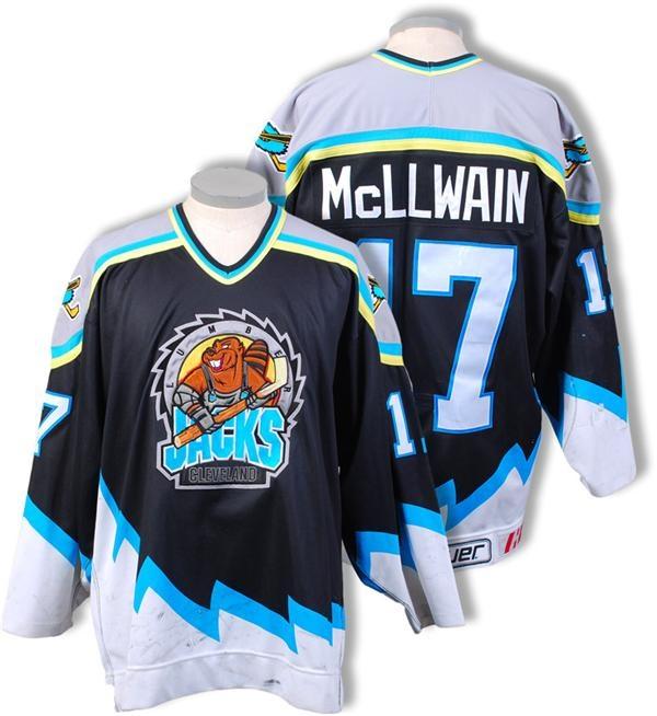 Hockey Equipment - March 2008 Internet