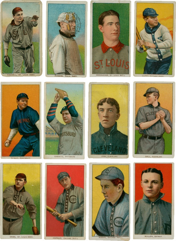 Baseball and Trading Cards - March 2008 Internet