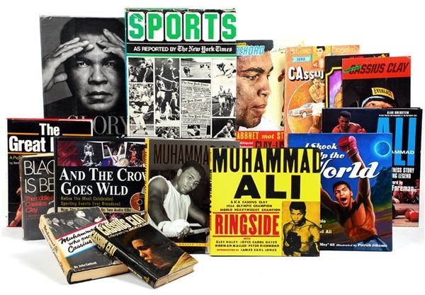 Muhammad Ali & Boxing - May 2008 Internet Auction