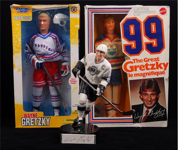 Hockey Memorabilia - May 2008 Internet Auction