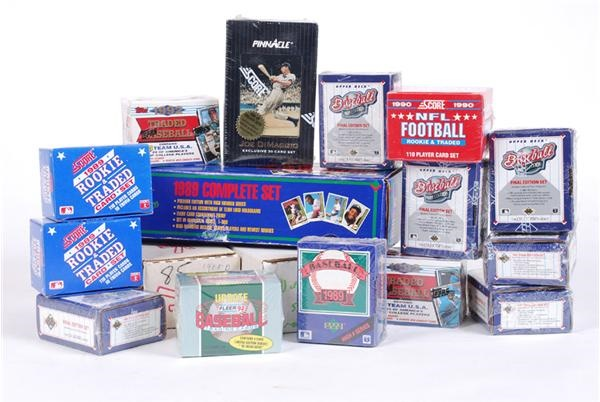 Baseball and Trading Cards - May 2008 Internet Auction
