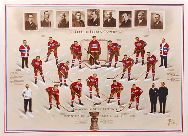 Hockey Memorabilia - May 2008 Catalog