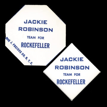 Jackie Robinson - August 2001