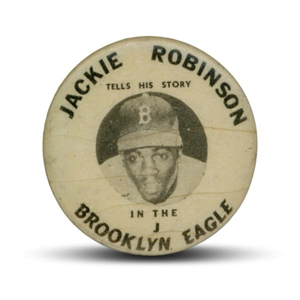 Jackie Robinson & Brooklyn Dodgers - May 2008 Catalog