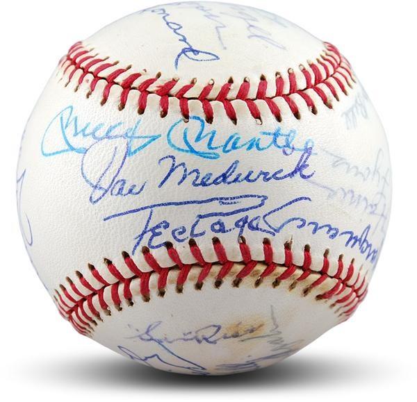 Baseball Autographs - May 2008 Catalog