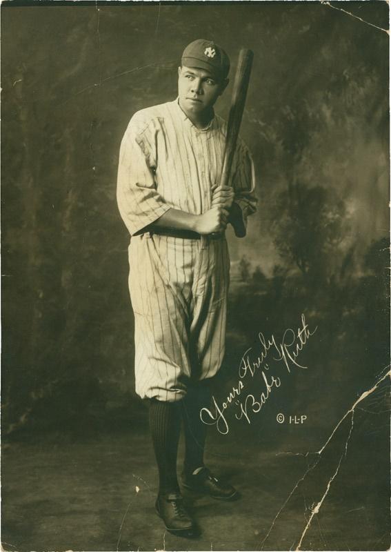 Babe Ruth - May 2008 Catalog