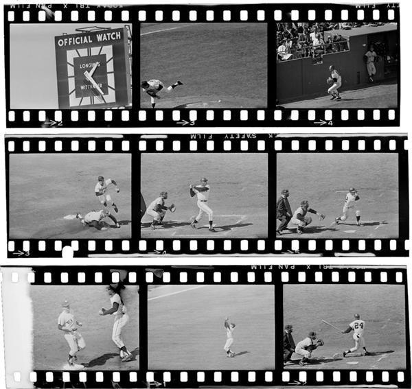 Willie Mays - May 2008 Catalog