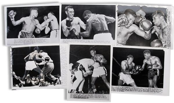 Muhammad Ali & Boxing - June 2008 Internet Auction
