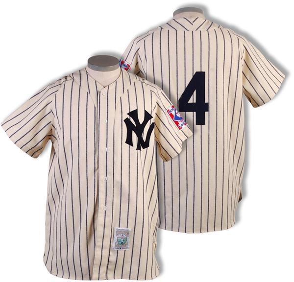 Baseball Equipment - June 2008 Internet Auction