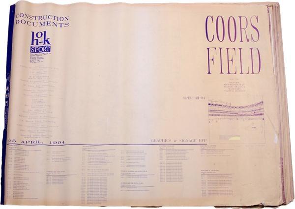 Stadium Artifacts - June 2009 Catalogue