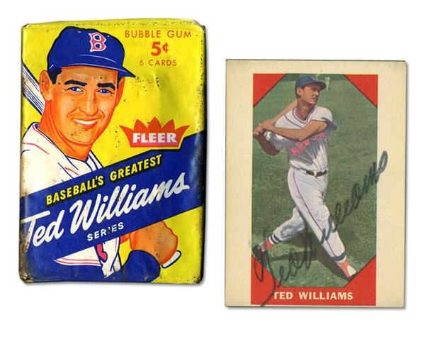 Baseball and Trading Cards - June 2009 Catalogue