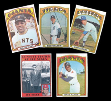 Sports Cards - August 2001