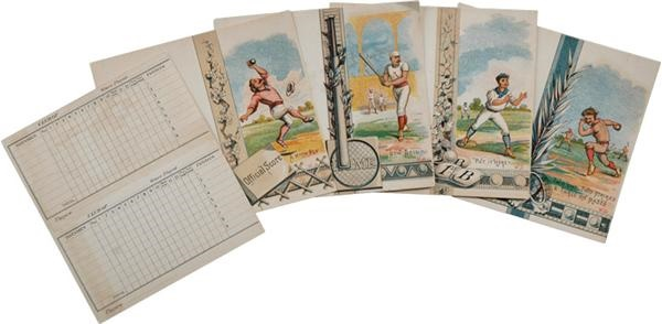 19th Century Baseball - June 2009 Catalogue