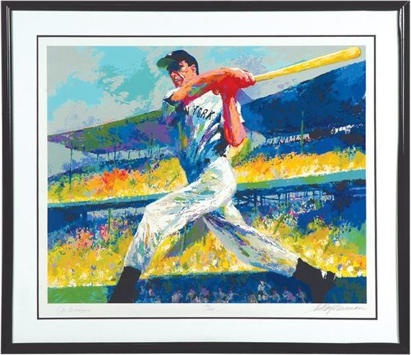 Sports Fine Art - June 2009 Catalogue