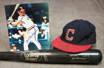 Cleveland Indians - auction