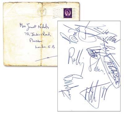 Rolling Stones - December 2001