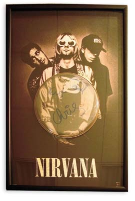 Posters and Handbills - December 2001