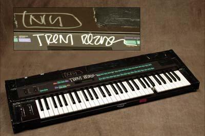 Musical Instruments - December 2001