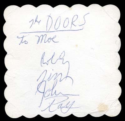 Sports Autographs - December 2001