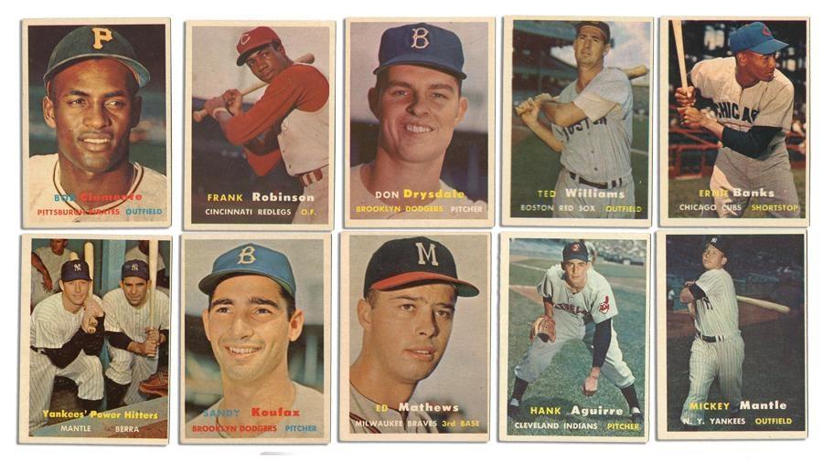 Baseball and Trading Cards - June 2010 Catalog