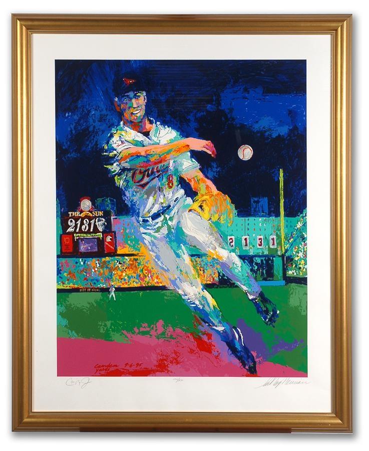 Sports Fine Art - June 2010 Catalog