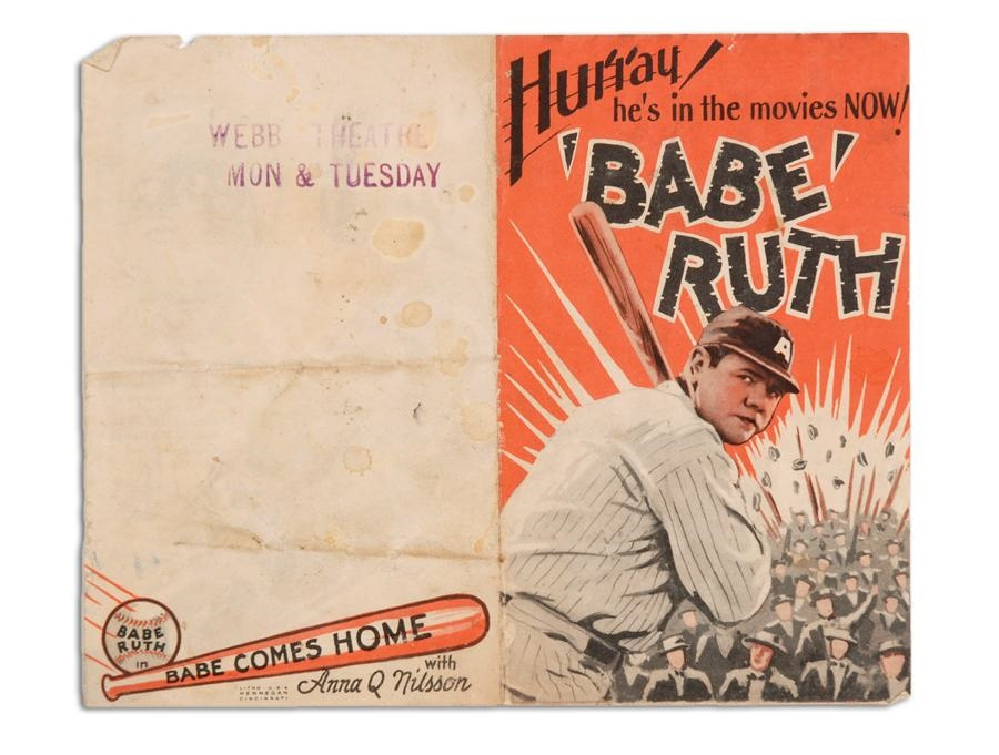 Ruth and Gehrig - June 2010 Catalog
