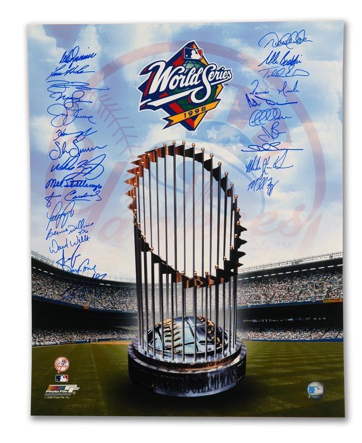 Baseball Autographs - June 2010 Catalog