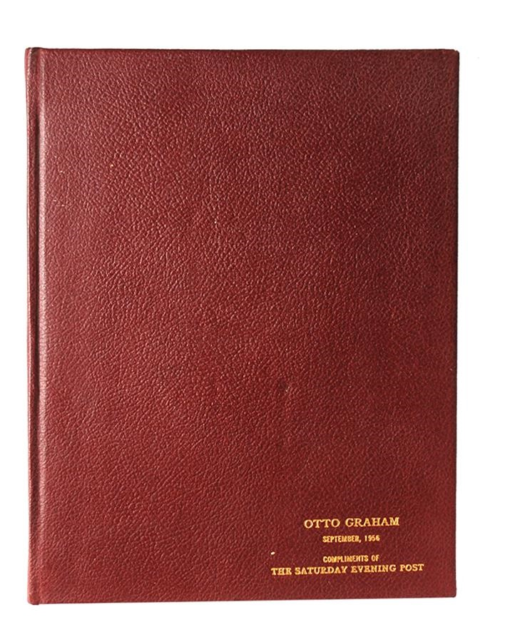 Otto Graham - June 2010 Catalog