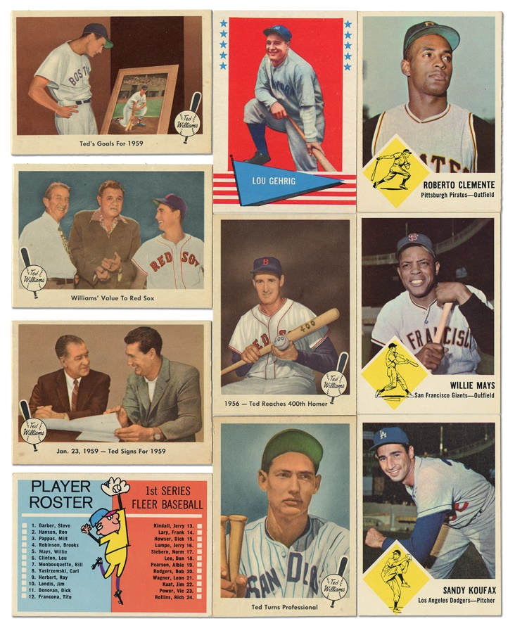 Sports and Non Sports Cards - November 2010 Catalog